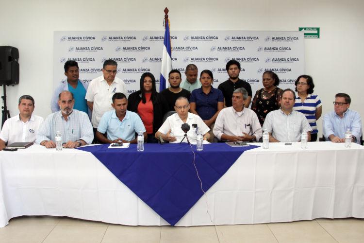 Alianza Cívica, Alianza Cívica por la Justicia y la Democracia