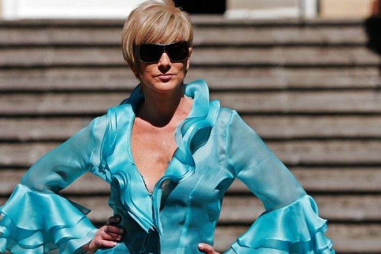 La actriz de origen argentino falleció el pasado 26 de febrero de un paro respiratorio, informó la familia el 1 de marzo.Jam Media/Getty Images