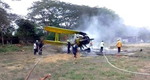 Aeronáutica Civil, accidentes aéreos, agencia, MTI, Nicaragua
