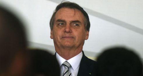 Jair Bolsonaro tiene casi 3,5 millones de seguidores en Twitter.Getty