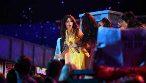 """Nadie está más sorprendido por el éxito de """"Havana"""" que la misma Camila Cabello.Getty Images"""