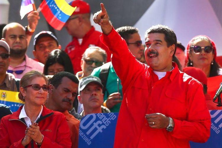 ¿Puede hacer algo Nicolás Maduro para seguir negociando pese a las sanciones?Valery Sharifulin