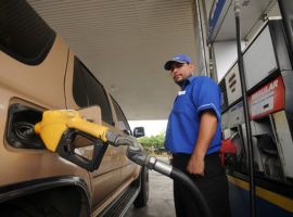 Combustibles en Nicaragua