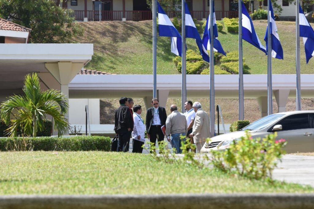negociaciones, Alianza Cívica por la Justicia y la Democracia, Incae, represión, Nicaragua