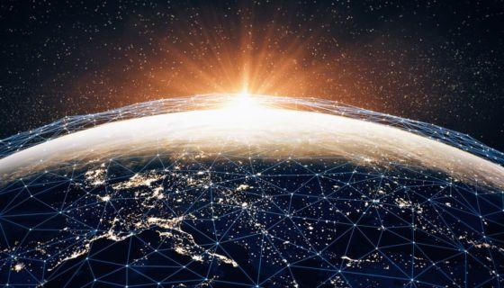 Miles de millones de personas en todo el mundo usan a diario internet para conectarse a la web.Getty Images