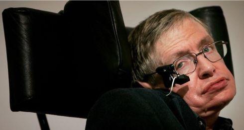 Sttephen-Hawking