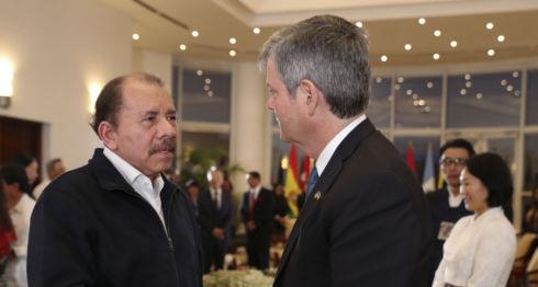 Kevin Sullivan, Daniel Ortega