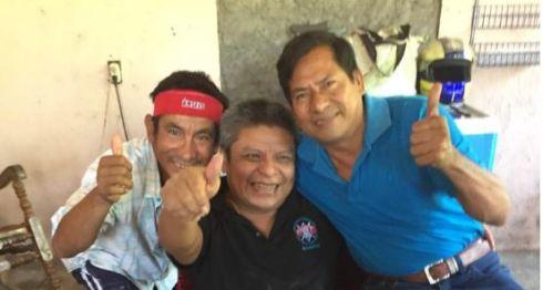 Max Cruz, presos políticos, Nicaragua