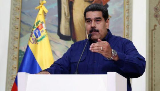 """Maduro prometió """"poderosos cambios"""" en los métodos de gobierno.Getty Images"""
