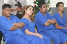 Kicha, Nicaragua, presos políticos