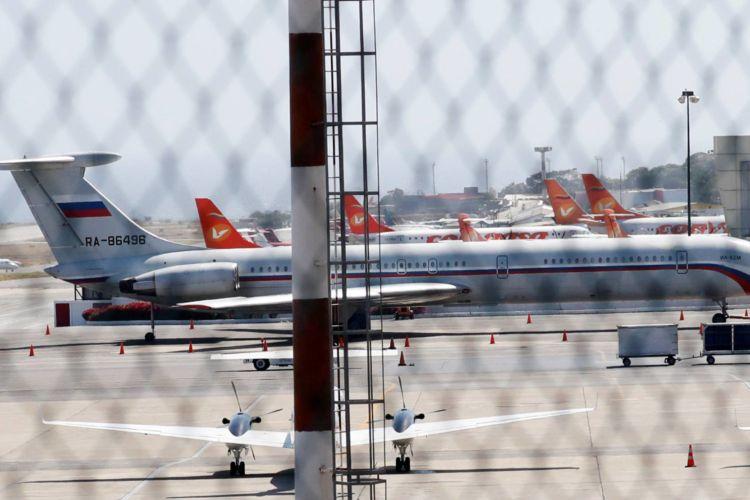 Rusia, aviones