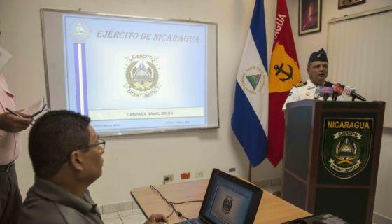 Fuerza Naval de Nicaragua