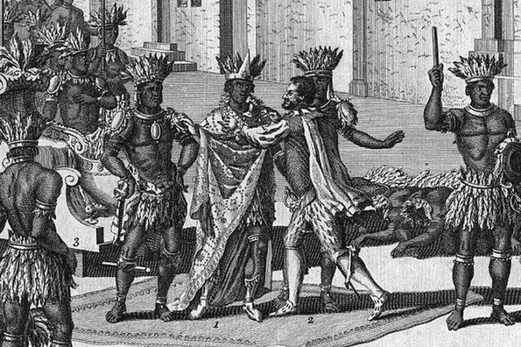 El territorio que ahora conforma México estuvo bajo el dominio español durante unos 300 años.Getty
