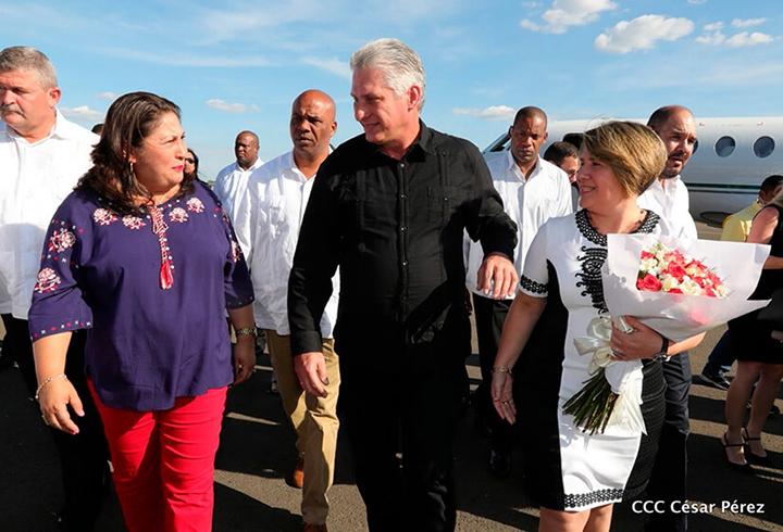 Cuba, cumbre, Managua, Daniel Ortega, #SOSNicaragua