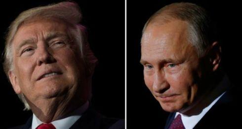 Trump y Putin no ceden en sus posiciones.AFP