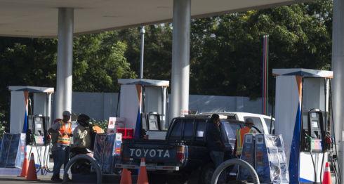 Alza en las gasolinas
