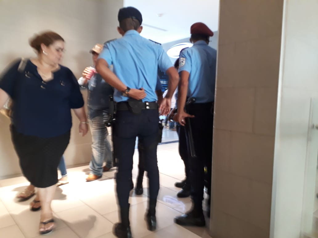 policias, Metrocentro