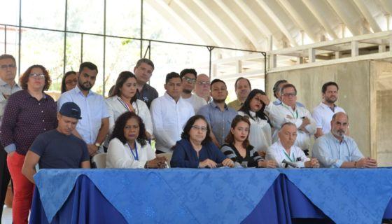 La Alianza Cívica en las negociaciones con el régimen de Daniel Ortega. LA PRENSA/ ARCHIVO