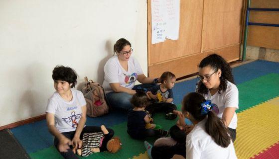 autismo, nicaragua