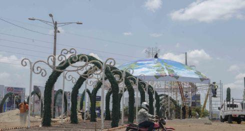 Rotonda Jean Paul Genie, protestas, Nicaragua