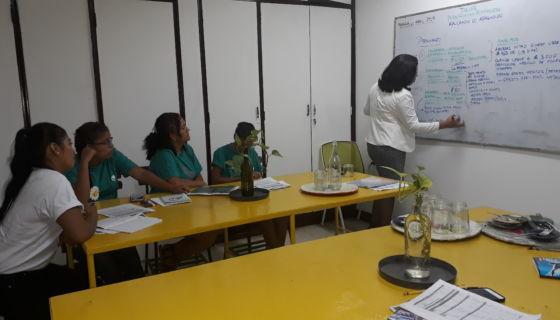 proyecto social, nicaragua