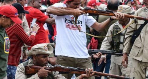 militares, Venezuela
