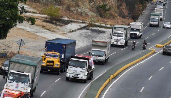 Venezuela, ayuda humanitaria