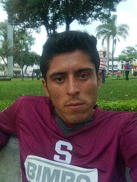 Yáder Hernández, principal sospechoso del asesinato de su pareja Johana Flores en León. Foto Cortesía Oliver Flores.