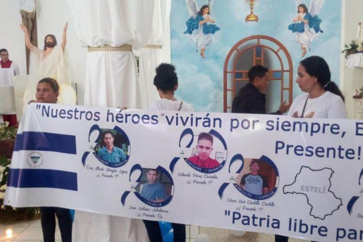 asesinados, Estelí
