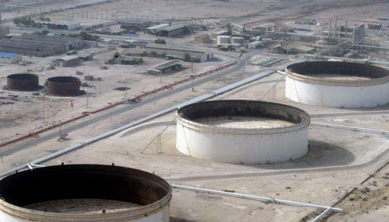 petroleo, Iran