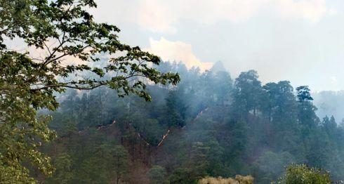 Incendio forestales, nicaragua
