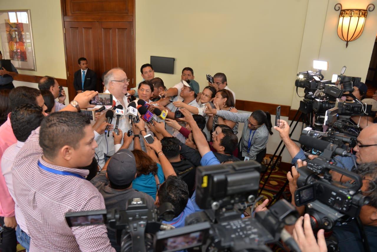 Nicaragua, Alianza Cívica, Daniel Ortega, represión, negociaciones