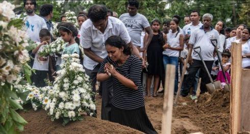 Sri Lanka, atentados