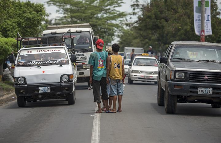 trabajo infantil, nicaragua