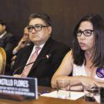 Experiencia de Bolivia fortalece la condena al régimen de Nicaragua en la OEA, opina la activista Haydée Castillo
