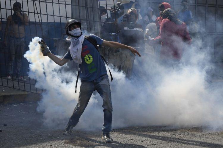 Venezuela, crisis en venezuela