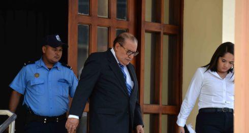 Luis Ángel Montenegro, contralor, superintendente de Bancos