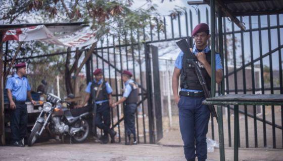 Meseni, CIDH, Nicaragua, represión, Policía Orteguista