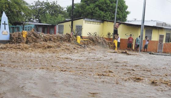 inundaciones,