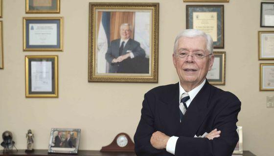 Francisco Xavier Aguirre Sacasa, excanciller de Nicaragua, advierte al dictador, Daniel Ortega, negociar de buena fe