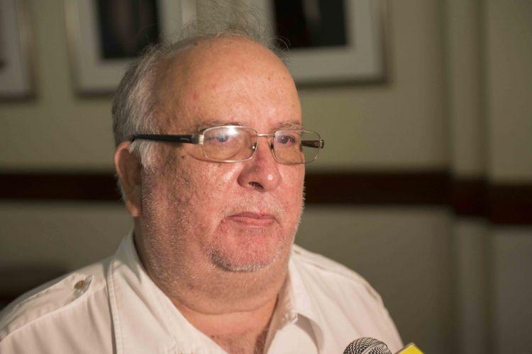 José Pallais Arana, miembro y negociador de la Alianza Cívica