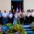 Daniel Ortega se flanquea del Ejército y la Policía y exalta la bandera rojinegra