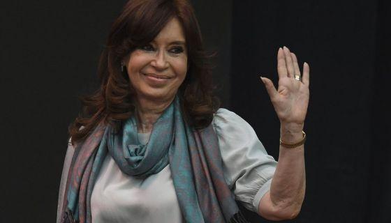 Cristina Kirchner, Argentina