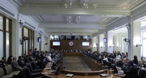 OEA, Nicaragua, presos políticos, Consejo Permanente