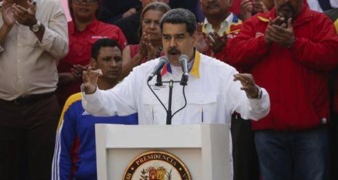 Nicolás Maduro, asamblea nacional