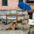Enigmático artista se invitó con su arte callejero a la Bienal de Arte de Venecia