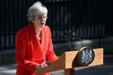Theresa May, Reino Unido