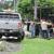Policías y civiles encapuchados continúan búsqueda de armas en Jinotepe