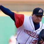 El big leaguer nica Erasmo Ramírez firma los Mets de Nueva York