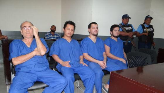 Eddy Montes, presos políticos
